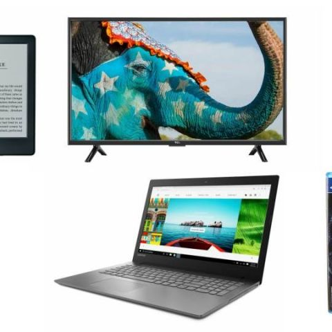 Daily deals roundup: Deals on Laptops, smartphones, and more
