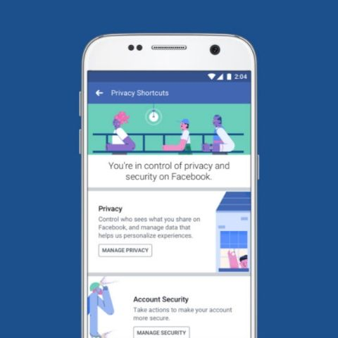 """Facebook privacy bug may have made your private posts """"Public"""""""