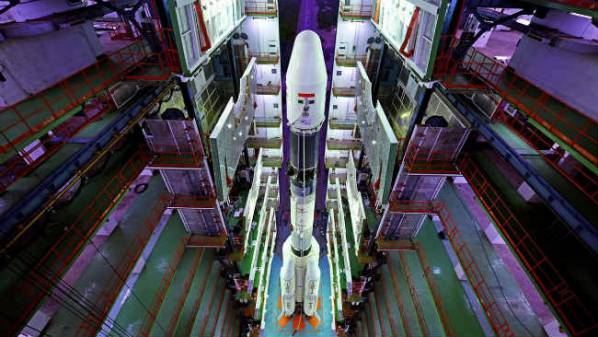India to launch navigation satellite on April 12