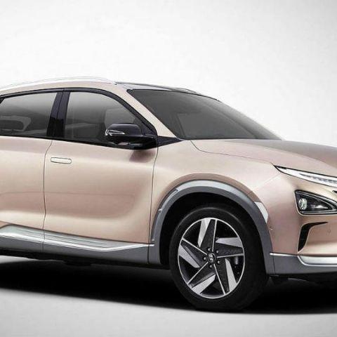 Hyundai Nexo Fuel Cell EV commences sales in South Korea