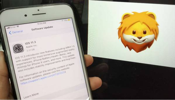 Apple releases iOS 11.3 update for iPhone, iPad, iPod touch: Battery Health Beta, new Animojis, AR improvements and other features to look out for