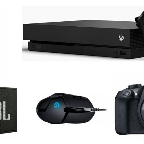 Daily deals roundup: Discounts on smartphones, speakers, DSLR, and more