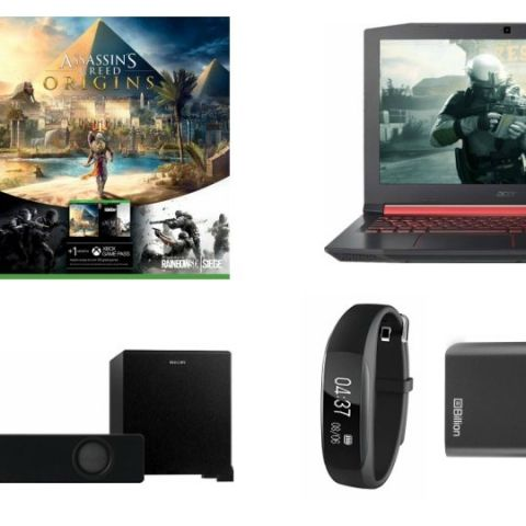 Flipkart No Kidding Days sale:Discounts on laptops, speakers, console and more