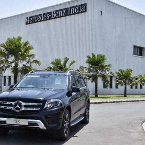 Mercedes-Benz launches GLS 350d and GLS 400 Grand Edition at Rs. 86.9 lac