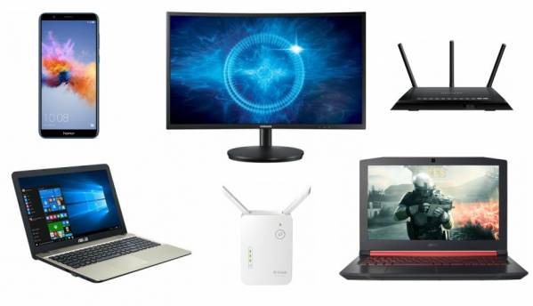 Daily deals roundup: Offers on laptops, routers, monitor and more