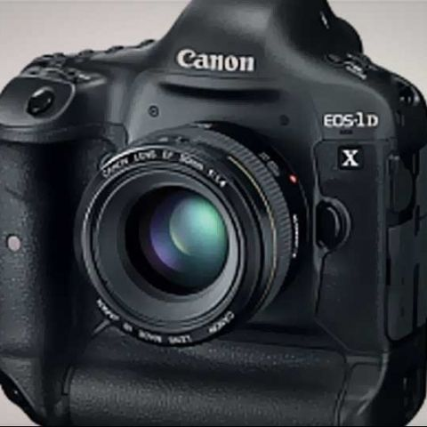 Canon 1Dx DSLR finally gets a launch date