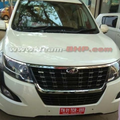 2018 Mahindra XUV500 facelift: What to expect
