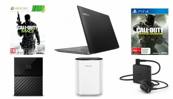 Daily deals roundup: discounts on Laptop, air purifier, gaming titles and more