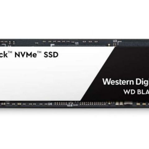 Western Digital introduces new SSD for PCs, gaming