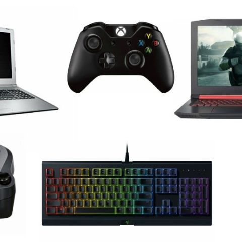 Gaming Friday deals roundup: Discounts on gaming laptops, accessories and more