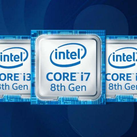 Intel 8th gen processor lineup explained