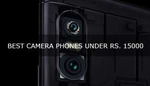 Best camera phones under Rs. 15,000 (April 2018)