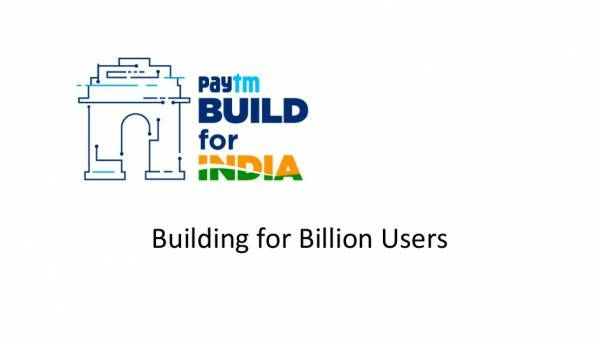 Paytm's 'Build For India' Mentor Day event calls experienced professionals from tech industry to educate budding startups
