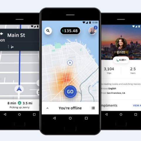 New Uber app for drivers arrives in India