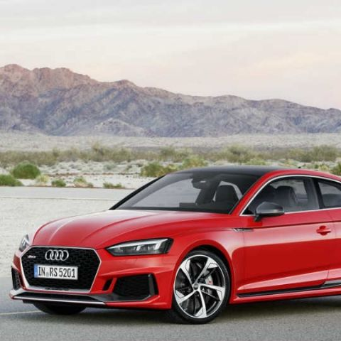 2018 Audi RS5 Coupe enters India at Rs. 1.1 crore: Everything you need to know