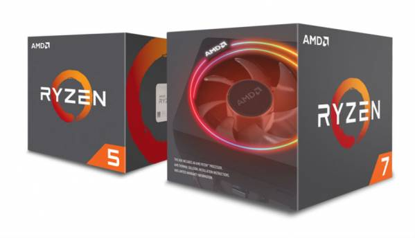 AMD unveils 2nd Gen Ryzen desktop processors