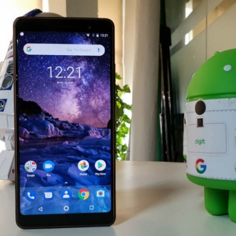 HMD Global rolling out Android 9 Pie Beta 4 to Nokia 7 Plus, some users getting stable updates in India