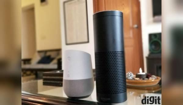 Amazon Echo pips Google Home to regain top spot in smart speaker market in Q3 2018