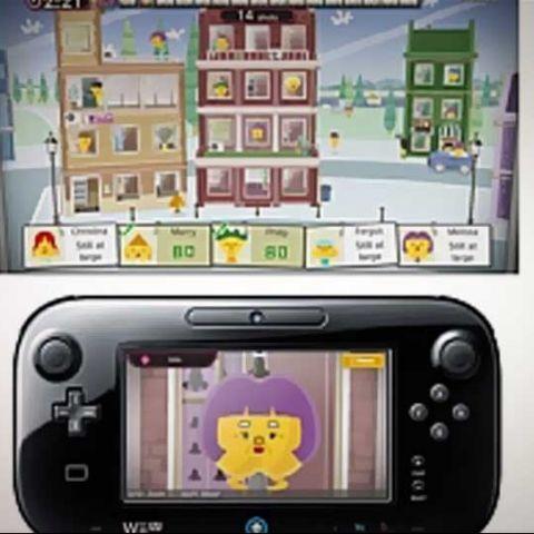 E3 2012: Nintendo details Wii U some more, intros NintendoLand