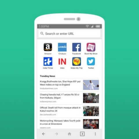"""Amazon """"Internet"""" web browsing app spotted on Play Store, available only for users in India"""