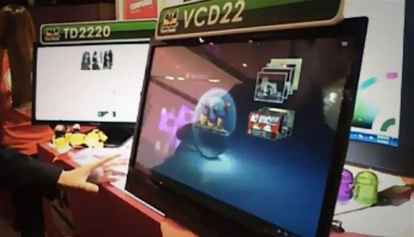 Computex 2012: ViewSonic VCD22 ICS-based Smart Display unveiled