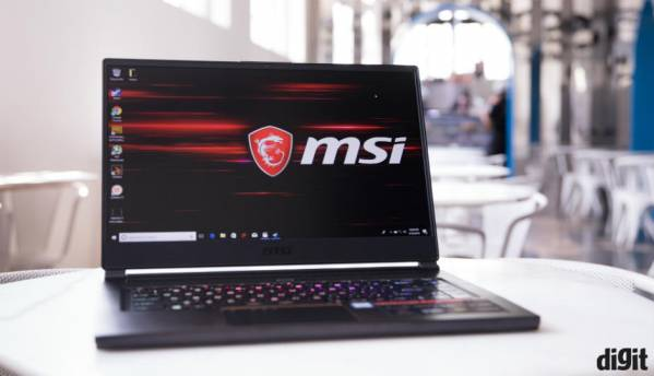 MSI GS65 Stealth Thin 8RF Preview: Thin, light and powerful
