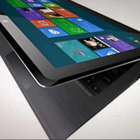 Computex 2012: ASUS launches the dual-LED sporting TAICHI convertible notebook