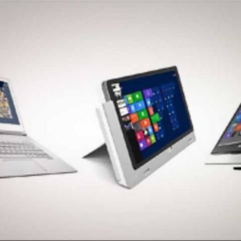 Computex 2012: Acer announces Windows 8-based Ultrabooks, Tablets and AIOs
