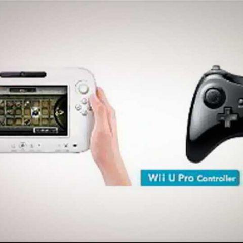Nintendo announces Miiverse, Wii U GamePad and Pro Controller ahead of E3