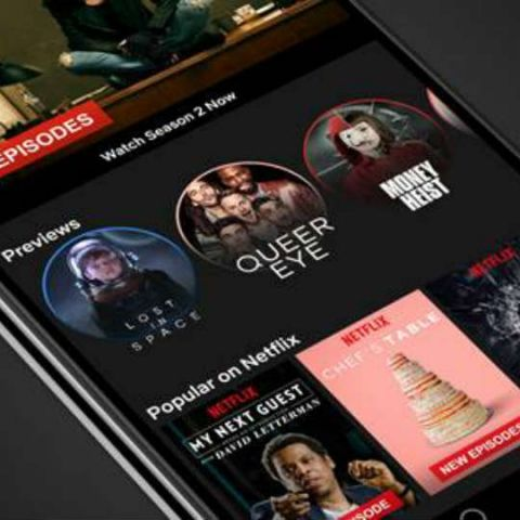 Netflix cancels in-app subscription option for iOS users