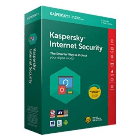 This is how Kaspersky Internet Security protects you from online threats