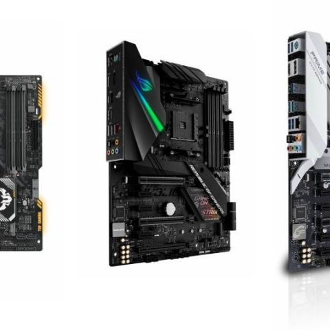 ASUS AMD X470 Series motherboards launched starting at Rs 12,200