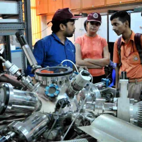 More than 7,000 students visit IIT Delhi Open House
