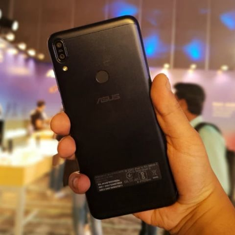 Asus Zenfone Max Pro M1 with Snapdragon 636, stock Android Oreo