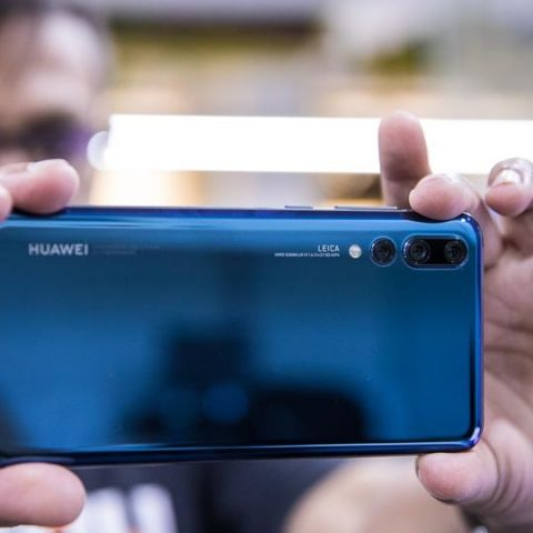 Huawei P20 Pro's latest software update in India brings