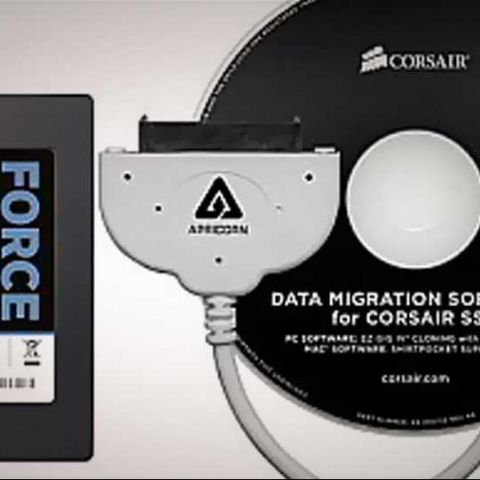 Corsair releases Force Series 3 Notebook SSD Upgrade Kits in India