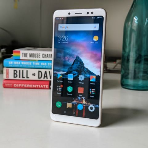 Xiaomi Redmi Note 5 Pro, Mi TV 4A and Mi TV 4 up for sale today at 12PM on Flipkart and mi.com