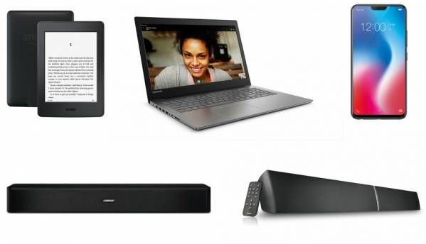 Daily deals roundup: Discounts on soundbars, laptops and more