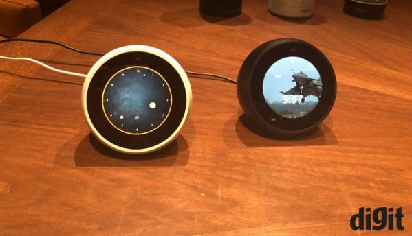 Amazon Echo Spot with 2.5-inch circular display available in India at launch price of Rs 10,499