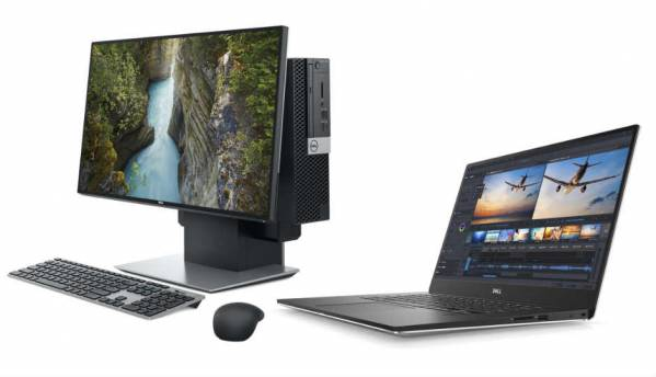 Dell introduces new commercial PC portfolio