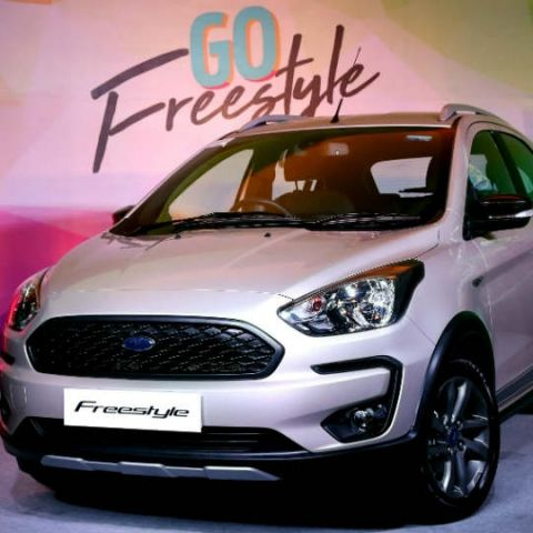 Ford Freestyle launched in India, eight variants priced between Rs. 5.09 lac and Rs. 7.89 lac