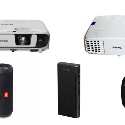 Daily deals roundup: Discounts on projectors, Bluetooth speakers and more
