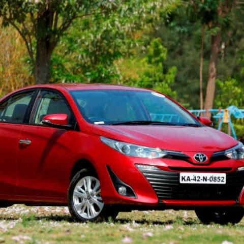 New Toyota Yaris in India: All variants, features and prices