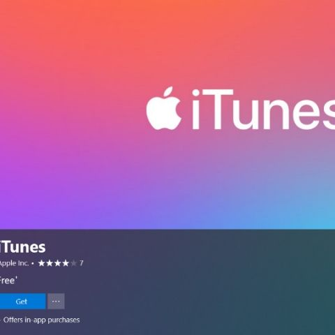 iTunes finally available on Windows Store, a year after it was announced