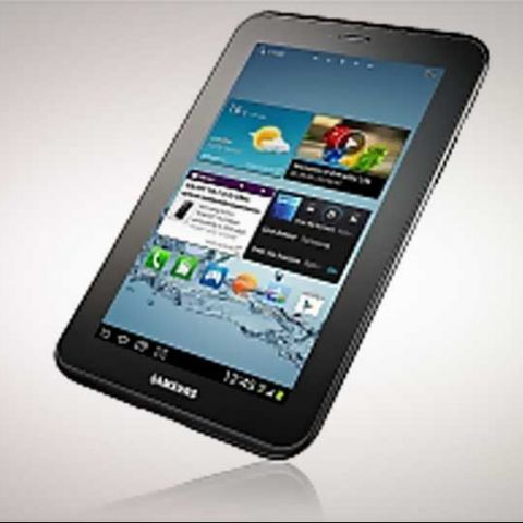 Samsung launches Galaxy Tab 2 310 in India at Rs. 23,250