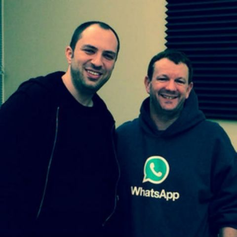 WhatsApp CEO quits Facebook over 'data privacy' concerns