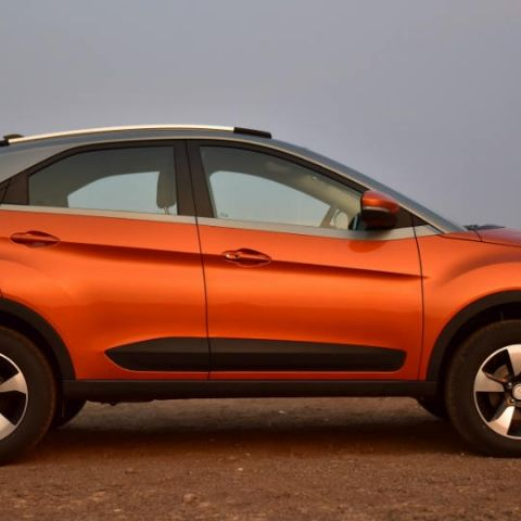 Tata Nexon officially gets sunroof as accessory on all variants