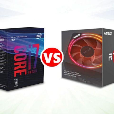 Intel Core i7-8700K vs AMD Ryzen 7 2700X | Digit