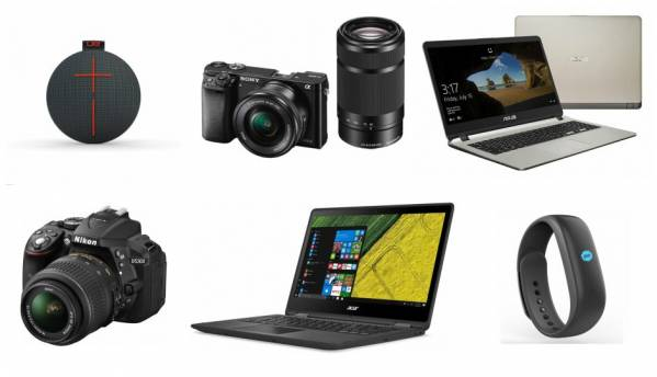 Daily deals roundup: Discounts on laptops, cameras and more