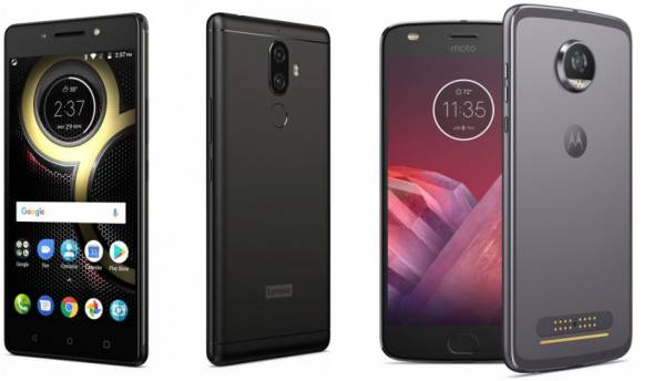 Lenovo K8 Note, Moto Z2 Play receiving Android Oreo 8.0 update